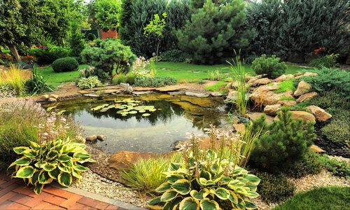 Norman Landscaping design project